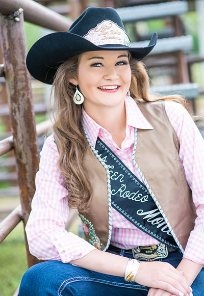 Miss Teen Rodeo MT