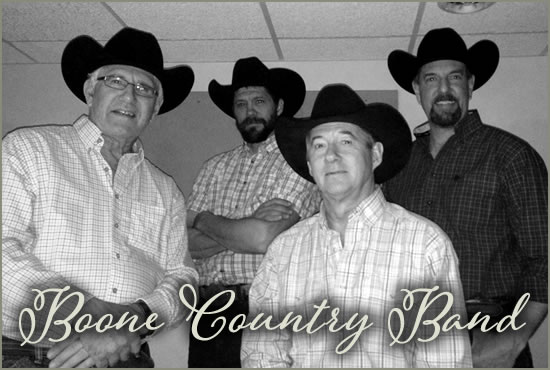 Local Talent, Boone Country Band